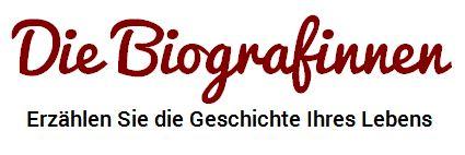 Logo der Webseite www.die-biografinnen.de