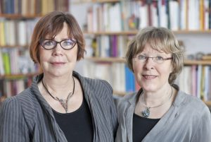 Gislinde Schwarz und Rosemarie Mieder: Journalistinnenbüro Berlin